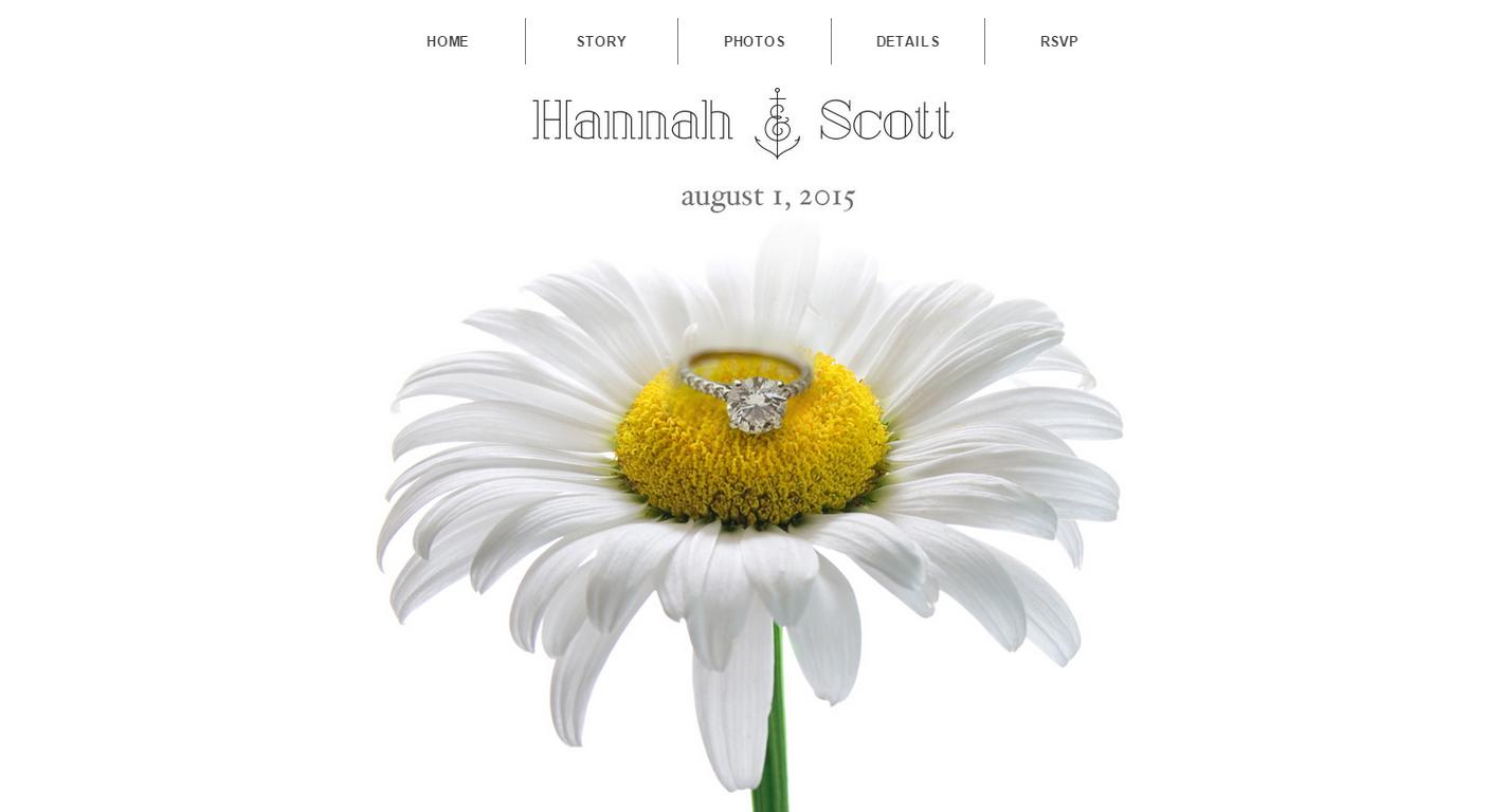 Hannah and Scott's Wedding