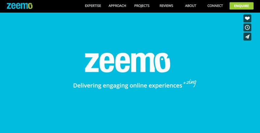 Zeemo - Web design and Development Firm