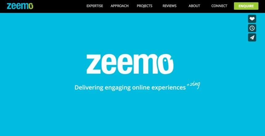 Zeemo - Web design and Development Firm