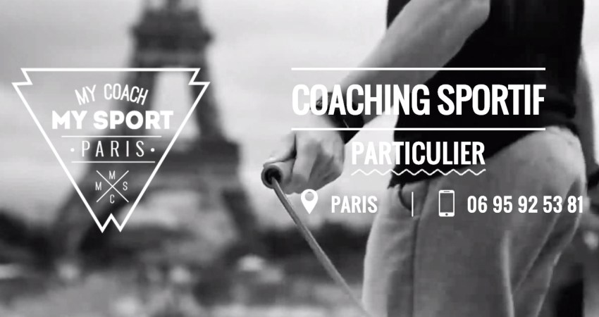My Coach My Sport Paris