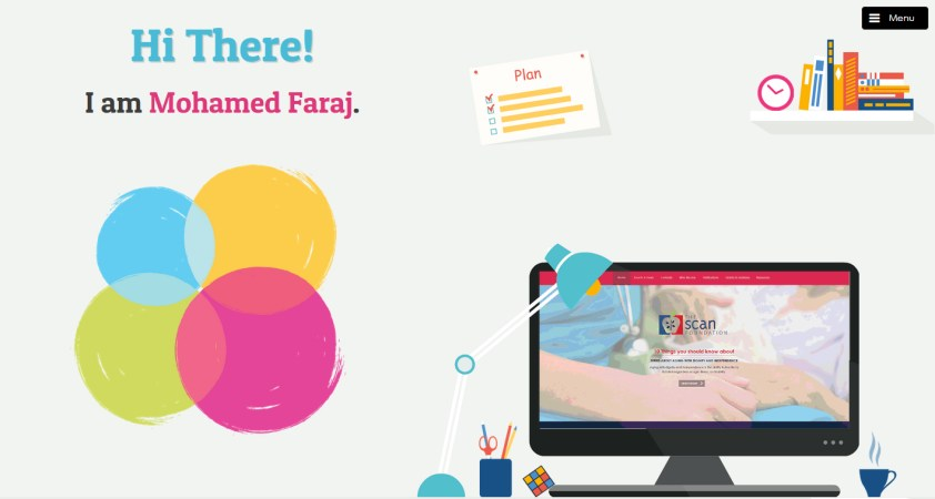 Mohamed Faraj UI Designer