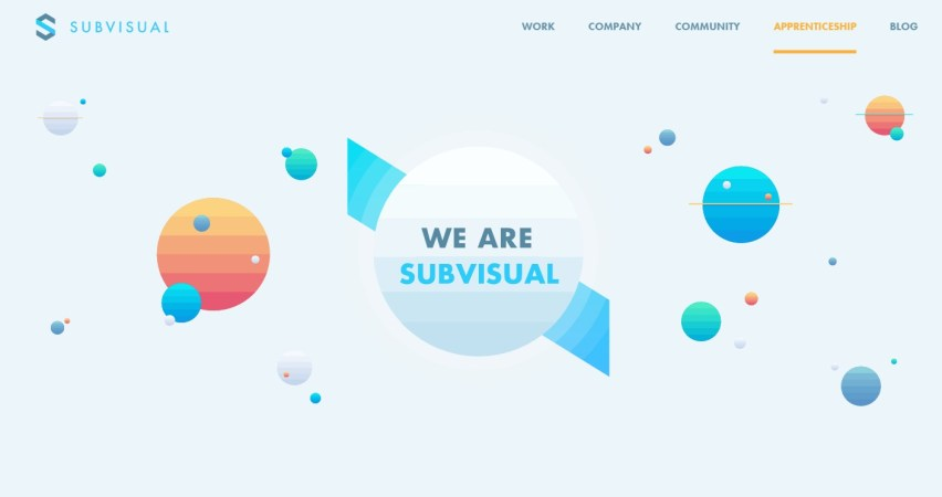 Subvisual Website