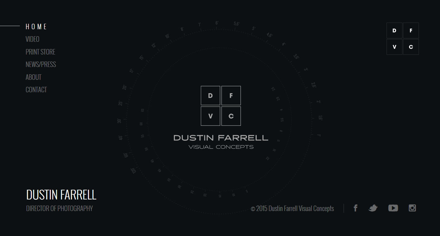 Dustin Farrell Visual Concepts