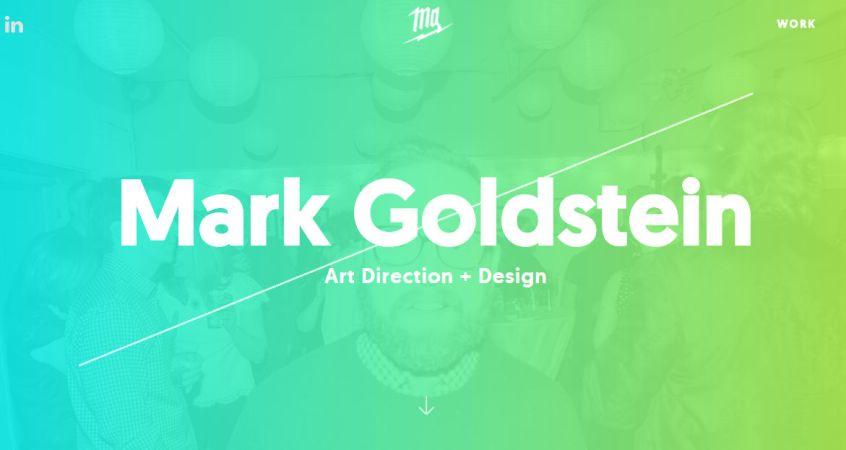 Mark Goldstein Art Director