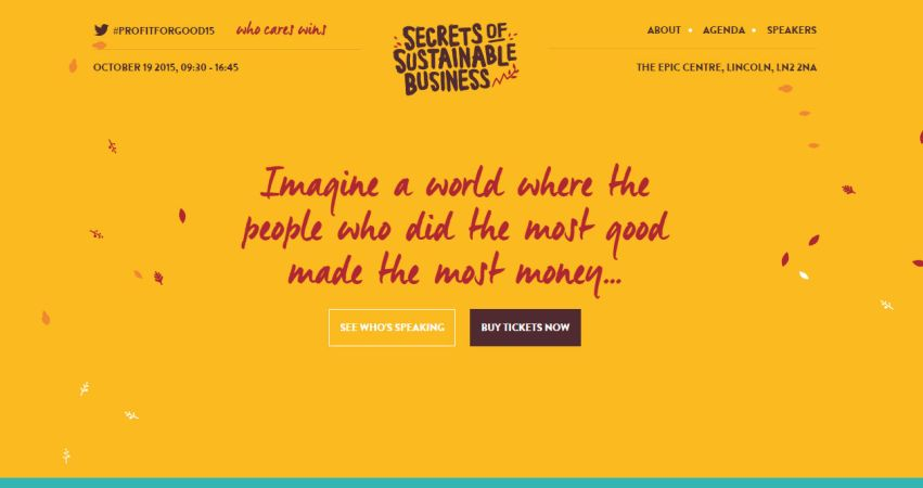 Secrets to Sustainable Business