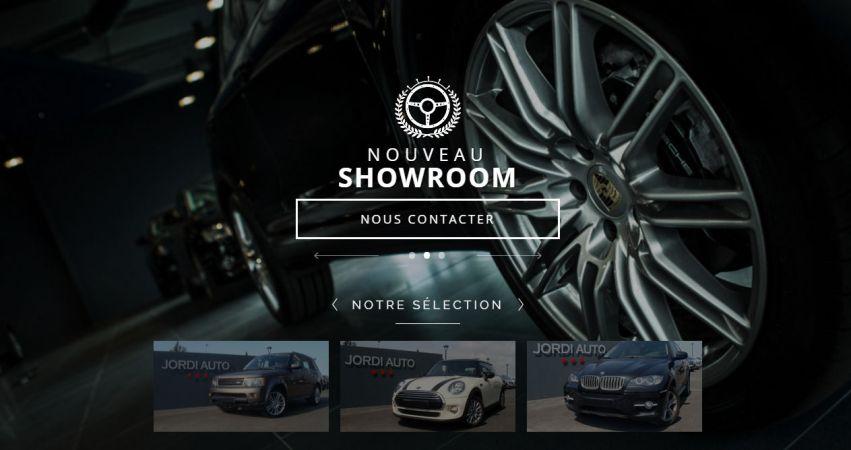 Jordi Auto ShowRoom