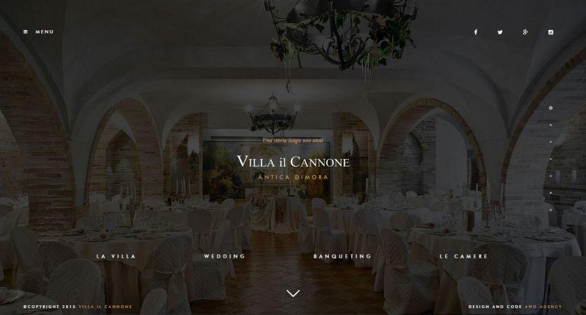 Villa il Cannone