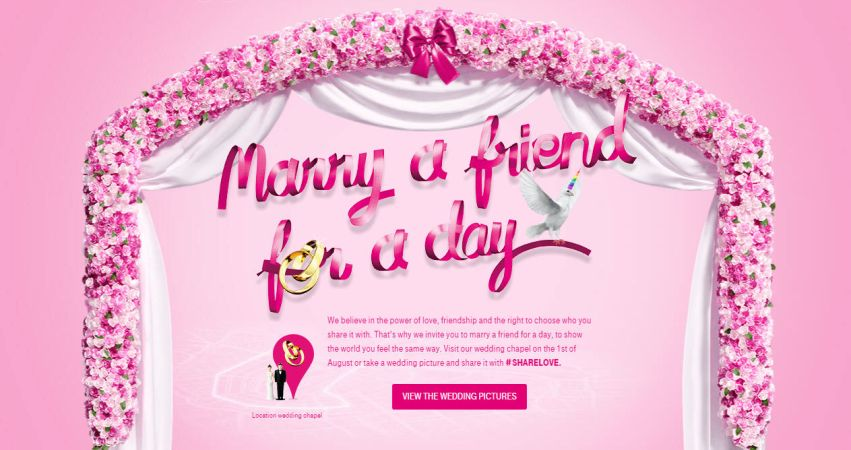 Marry A Friend For A Day