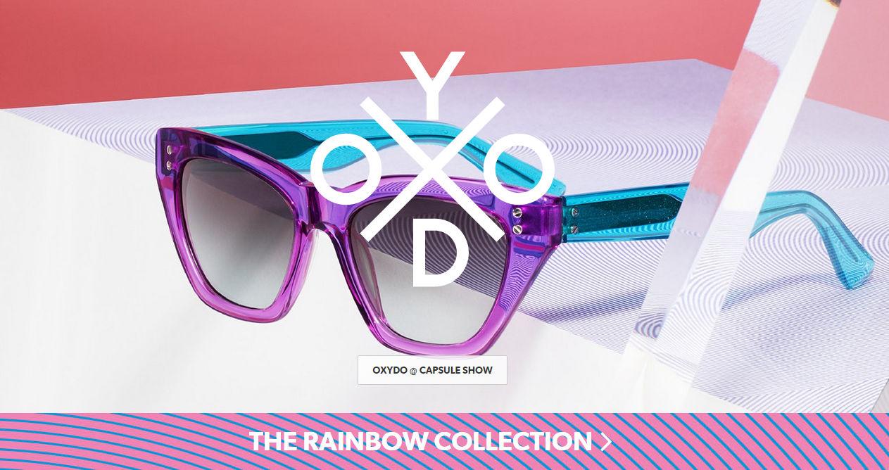 Oxydo - The Rainbow Collection