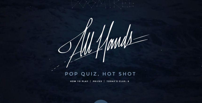 Doomtree: Pop Quiz/Hot Shot