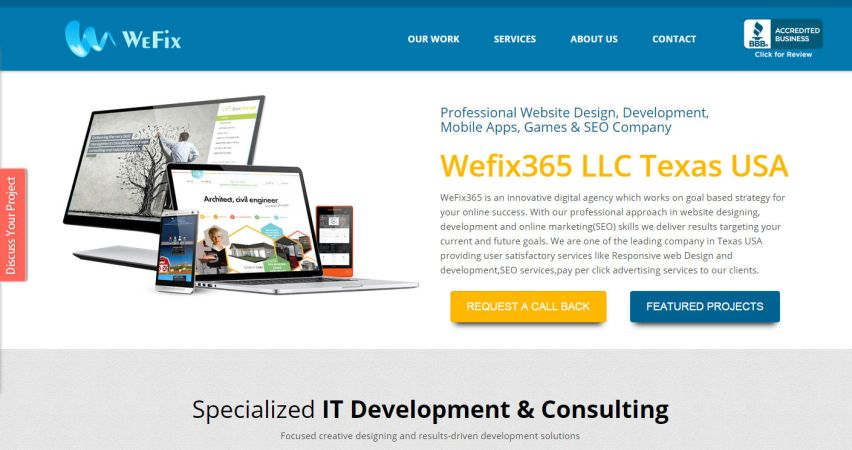Innovative Website Design Company