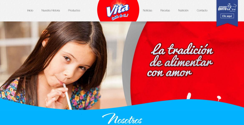 Vita Leche Ecuador