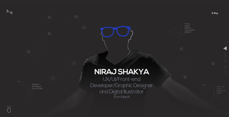 Niraj Shakya Portfolio