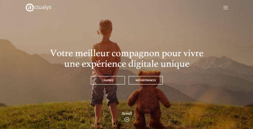 Actualys - Digital agency
