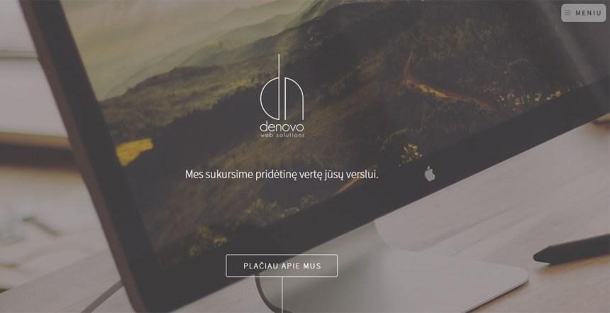 DeNovo Web Design