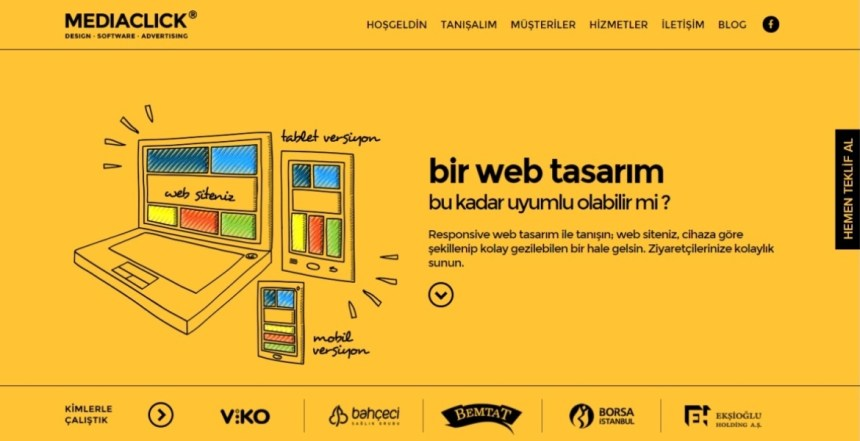 MediaClick Web Design Agency