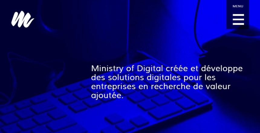 Ministry of Digital