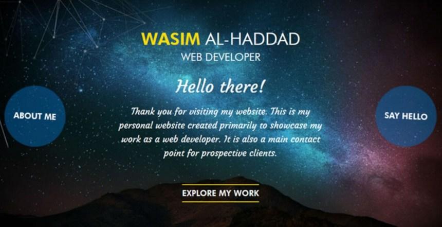 Wasim AlHaddad