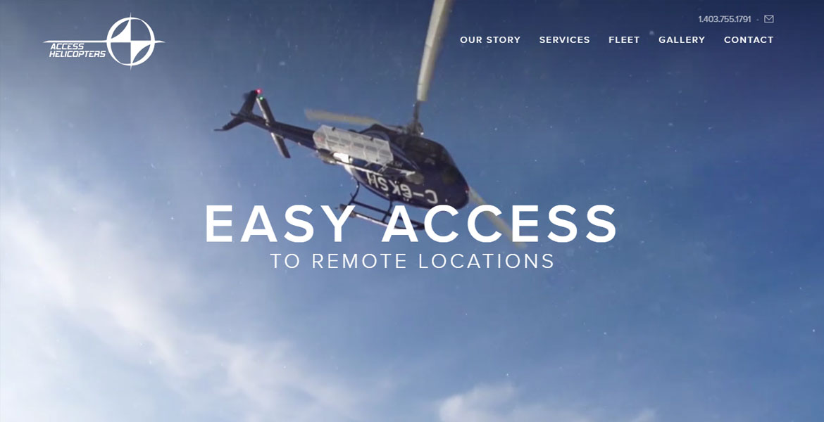 accesshelicopters
