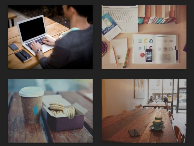 Pure CSS Photo Gallery with Image Lightbox Support