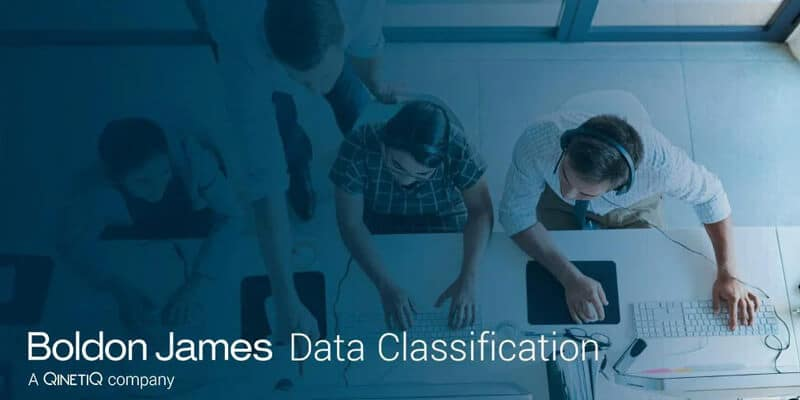 Boldon James Data Classification