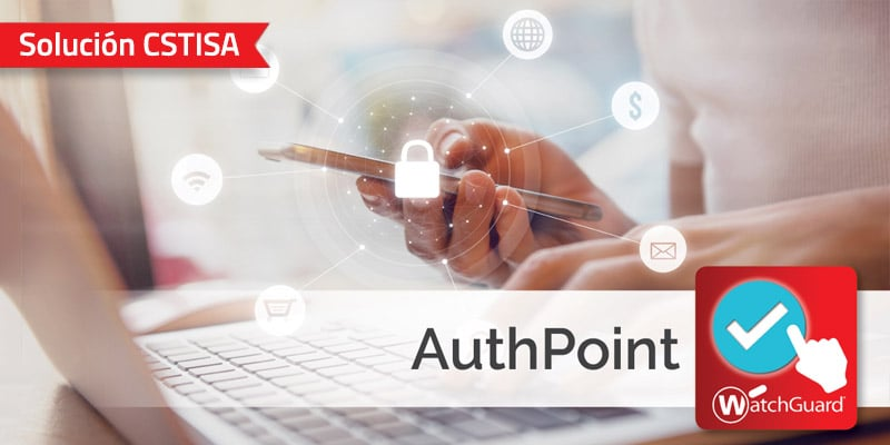 Múltiple Factor De Autenticación, AuthPoint De WatchGuard