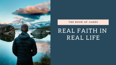 (1)REAL FAITH IN REAL LIFE)