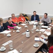 Meeting of the Carpathian Sustainable Tourism Centers