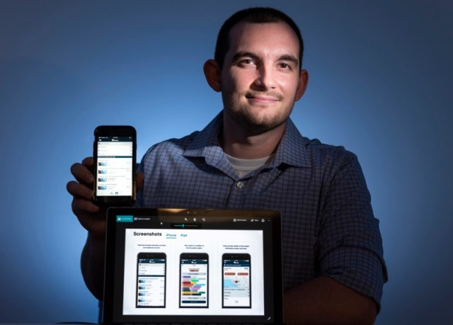 CSUF Alumnus David Chamberlain Launches App for Kids with Special Needs