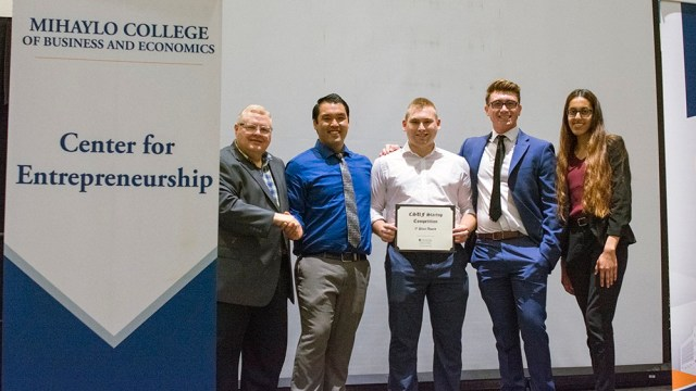 CSUF Startup Competition Ayli