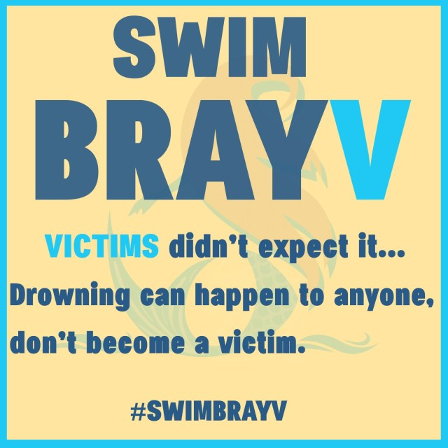 VICTIMS didn't expect it - Drowning can happen to anyone, don't become a victim.