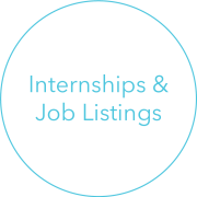 Internships & Job Listings White