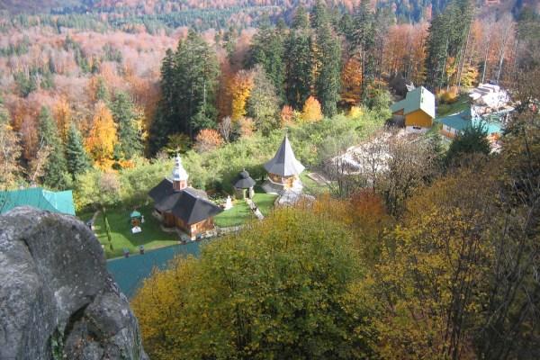 Vanatori Neamt Nature Park, Romania