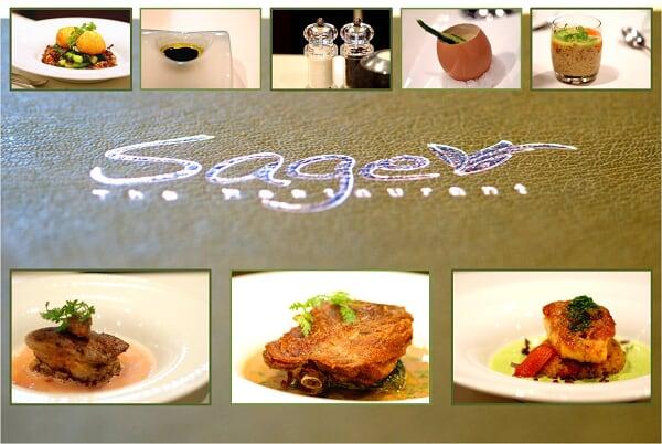 Sage, The Restaurant...