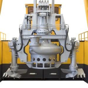 Dredging hydraulic pump HY 100 - 800