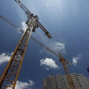Flat top crane 1470 TLX P10