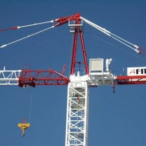 Saddle jib crane 1760 TCK P8