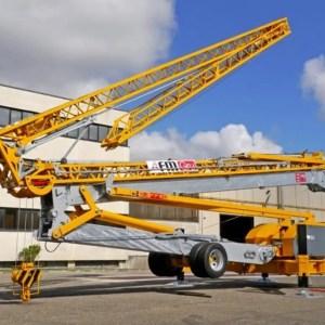 Self erecting crane 1140 RBI