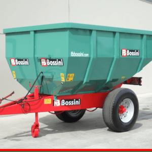 Grain trailer RA1 100-4D