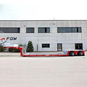 Semi trailers FGM 35