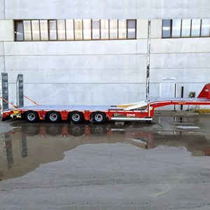 Semi trailers FGM 56