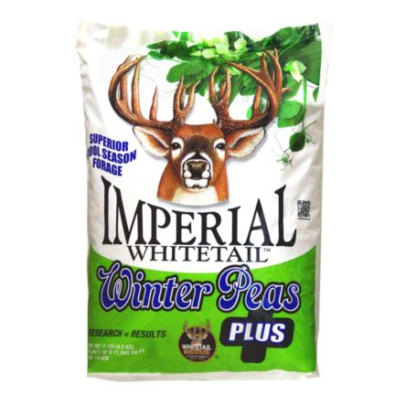 Whitetail Institute Imperial Whitetail Winter Peas Plus