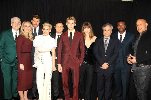 "Special World Premiere Presentation of TriStar Pictures ""Billy Lynn's Long Halftime Walk"""