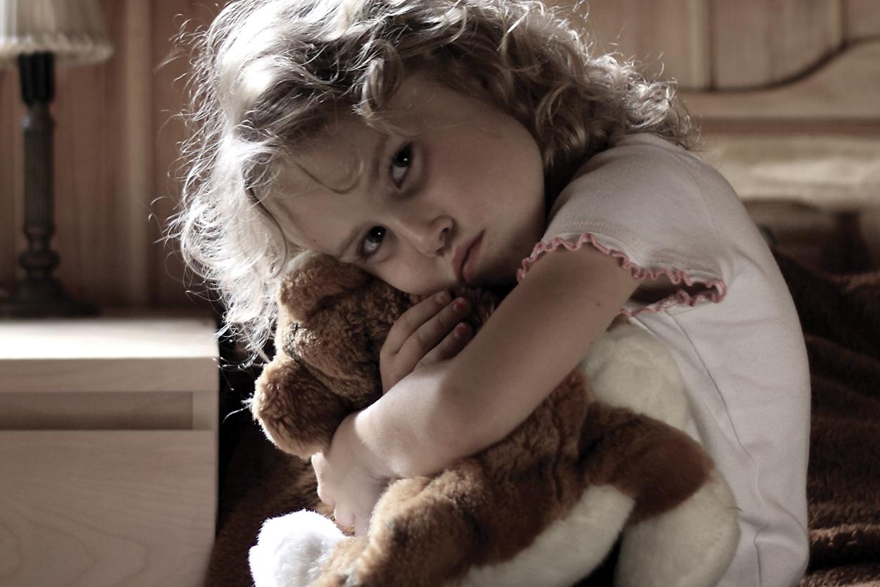 The Toll Of Childhood Trauma