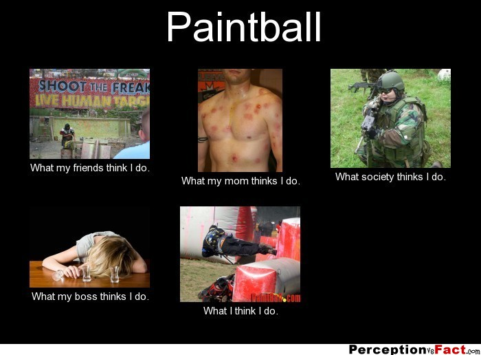 Paintball Quotes
