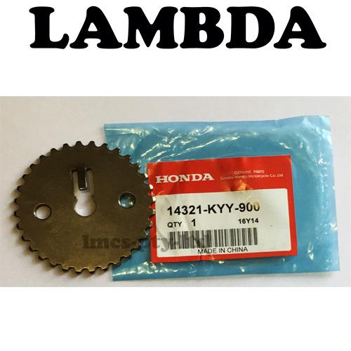14321-KYY-900 cam sprocket ct110