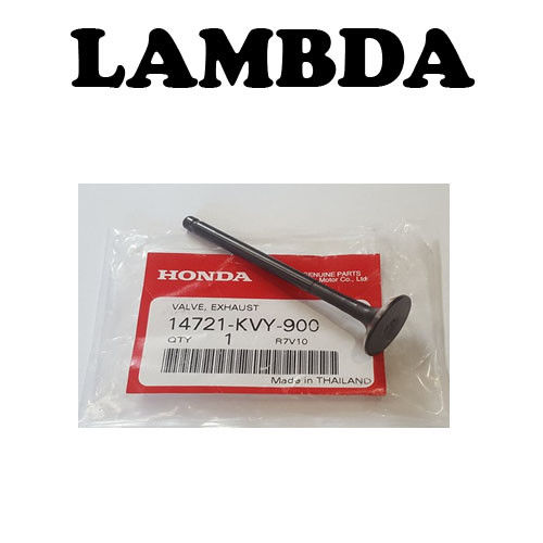 exhaust Valve for honda c110x 14721-KVY-900