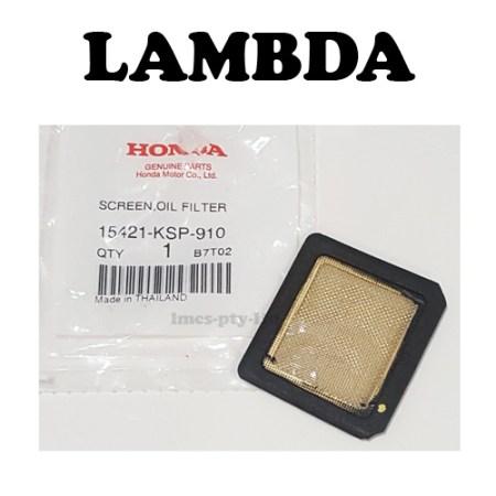 Honda CT110 Oil Filter Screen 15421-KSP-910
