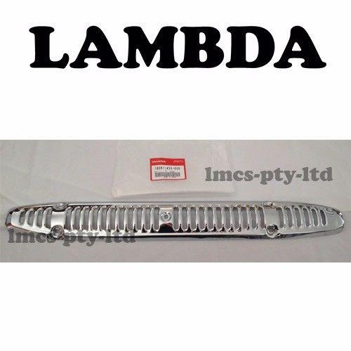 18361-102-010 CT110 Muffler Shield