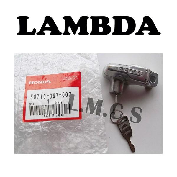 50710-397-007 helmet lock ct110